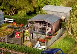 Faller 180491 Allotments with summer house