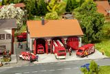 Faller 222209 Fire brigade engine house