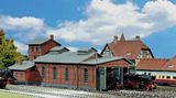 Faller 252136 2-stall engine shed