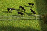 Faller 272408 Fence systems for stalls and open stable farm 936 mm 2 x 468 mm