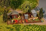 Faller 272552 Allotment garden set 3