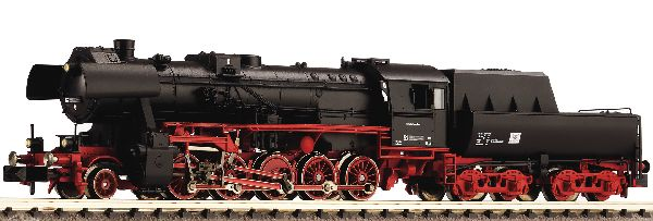 Fleischmann 715214 Steam Locomotive BR 52 GR DR