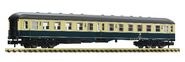 Fleischmann 866607 2nd Class Center Entry Coach DB
