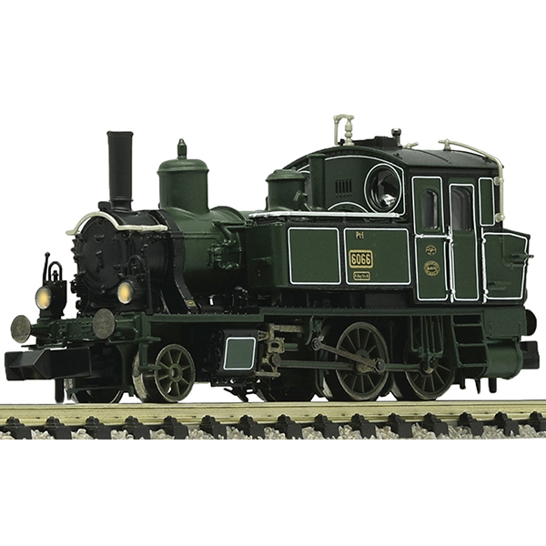 Fleischmann 707085 Steam locomotive type Pt 2-3 K Bay Sts B