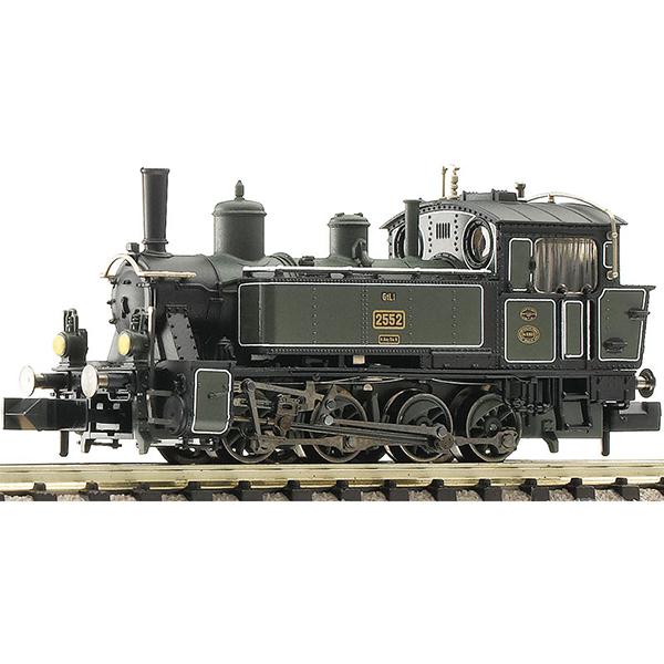 Fleischmann F709903 N Steam Locomotives
