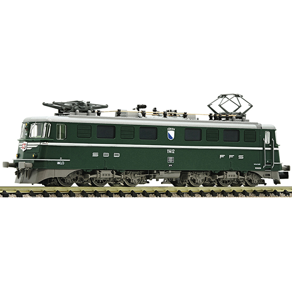 Fleischmann 737211 Electric locomotive Ae 6-6 Canton locomotive SBB