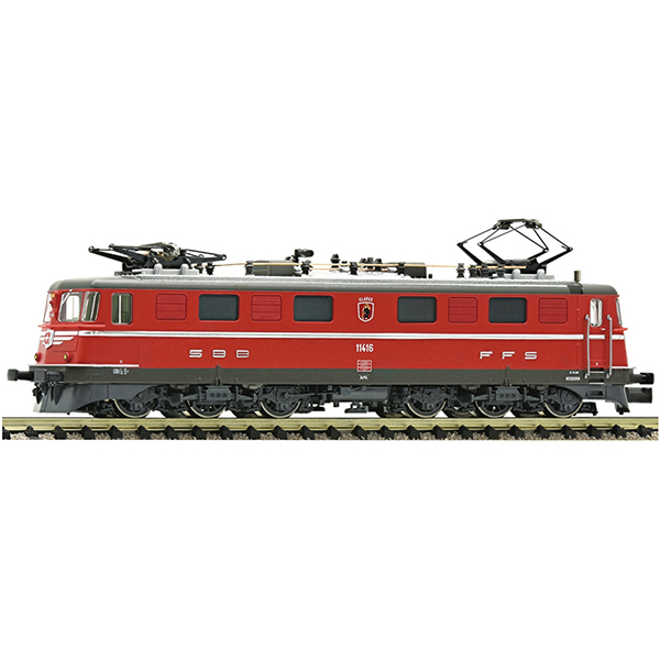 Fleischmann 737293 Electric locomotive Ae 6-6 Canton locomotive SBB