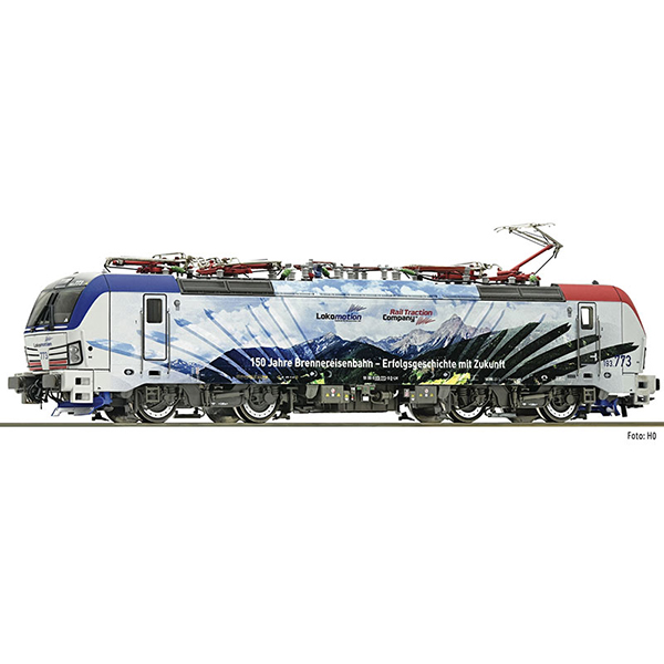 Fleischmann 739393 Electric locomotive 193 773 Lokomotion-RTC