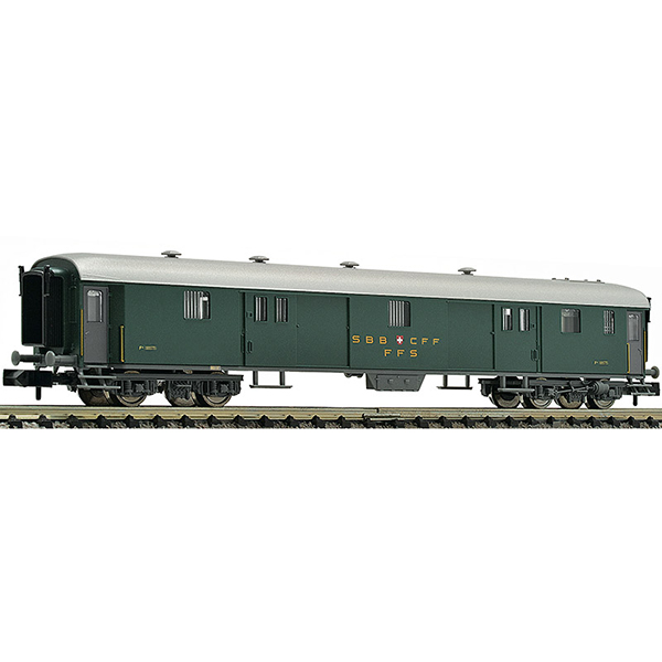 Fleischmann 813005 Luggage car type D SBB