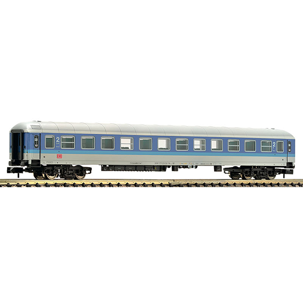 Fleischmann 817902 2nd class InterRegio coach type Bim263 with tail lights DB AG