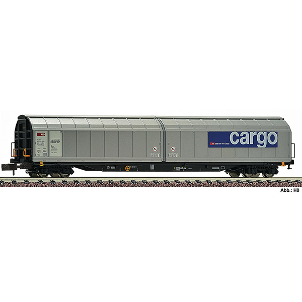 Fleischmann 838311 High capacity sliding wall wagon SBB Cargo