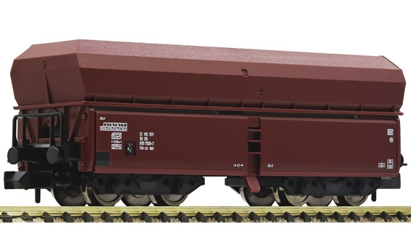Fleischmann 852216 High capacity self unloading hopper wagon type Fad DR