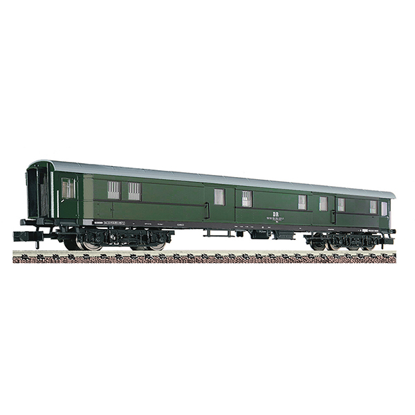 Fleischmann 862902 Luggage car type Pw4u for express trains DR