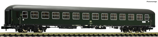 Fleischmann 863923 2nd class express train coach