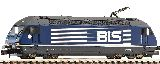 Fleischmann 731401 Electric Locomotive Re 465 BLS