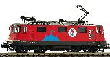 Fleischmann 734094 Electric Locomotive 420 294-1 Circus Knie SBB