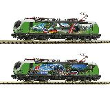 Fleischmann 739309 Electric Locomotive 193 839-8 SETG