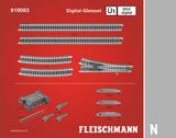 Fleischmann 919083 DCC Digital Track Set U1