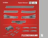 Fleischmann 919084 DCC Digital Track Set U2