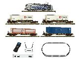Fleischmann 931891 Digital Starter Set z21 Electric Locomotive Class 193 and Goods Train