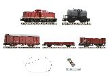 Fleischmann 931892 Z21 Start Digital Set Diesel Locomotive Class 110 and Goods Train DR