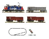 Fleischmann 931893 Z21 Start Digital Set Electric Locomotive Re 420 and Goods Train SBB