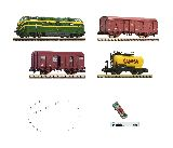 Fleischmann 931894 Digital Starter Set Z21 Diesel Locomotive Class 340 and Goods Train RENFE