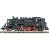 Fleischmann 708702 Steam locomotive series 86 OBB