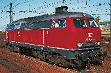 Fleischmann 724210 Diesel locomotive class 210 with gas turbine drive DB