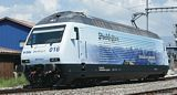Fleischmann 731398 Electric locomotive 465 001-6 BLS