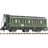 Fleischmann 806501 1st-2nd class compartment coach type BC3 pr 03 of the DB