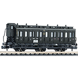 Fleischmann 806504 2nd-3rd class compartment coach type BC3 pr 03 DRG