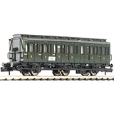Fleischmann 807002 2nd class compartment coach type C3 pr 11 DB