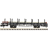 Fleischmann 823606 Rail transport wagon type Sml K Bay Sts B