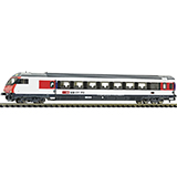 Fleischmann 890185 2nd class driving trailer for commuter trains EW-IV SBB