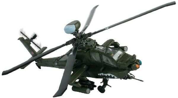 Forces of Valor 75400 Bravo Team US AH 64D Apache Longbow