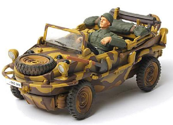 Forces of Valor 82002 German Schwimmwagen Type 166
