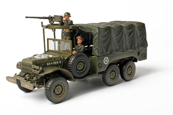 Forces of Valor 81012 WC 63 6x6 15 Ton Truck US Army