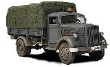 Forces of Valor 80038 German 3 Ton Cargo Truck