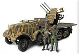 Forces of Valor 80069 German SD KFZ