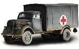 Forces of Valor 80073 German 4x4 Ambulance