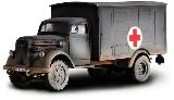 Forces of Valor 80076 German 4x4 Ambulance