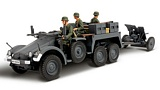 FORCES OF VALOR 80083 German Kfz69 Baltic States