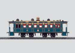 Marklin 1 gauge and Marklin Maxi, the royal scale