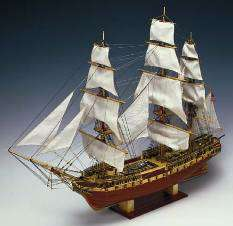 Constructo is the alternative of high quality for wooden ships kits.