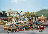 Check it out, Faller Amusement park rides