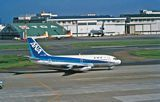 Hasegawa 10675 1-200 ANA Boeing 737-200 Mohican-Triton Limited Edition