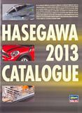 Hasegawa 89613 Product Catalog with Art Poster