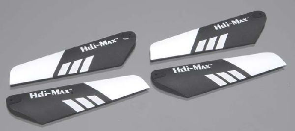 Heli-Max 8535 Main Rotor Blades Upper and Lower Novus CX 4