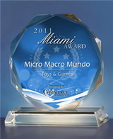 Miami Hobby and Model Shop awar for third time in a row. This award represent the highest award for Service, Price and quality of our Miami Hobby Store.